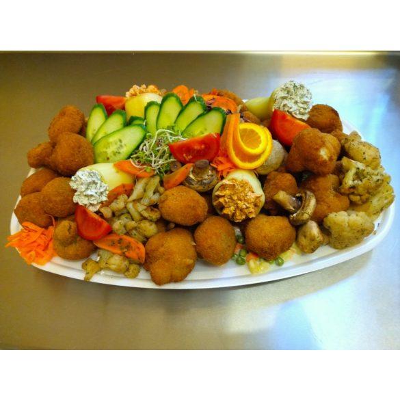 Grillezett-rántott (vegetáriánus 3.)