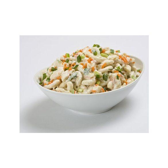 Majonézes tészta saláta